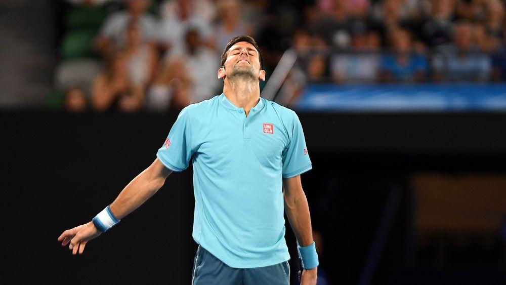 Champion Djokovic happy with Aus Open test