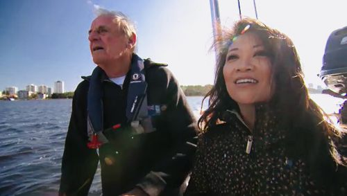 The veteran yachtman's new mission will see him back on the water, to help save the planet.