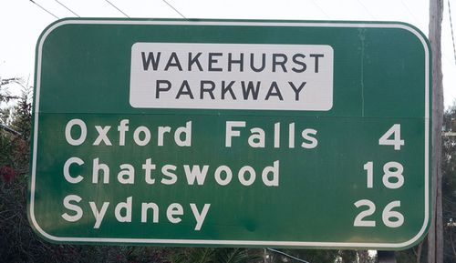 The Wakehurst Parkway, on Sydney's northern beaches, is notorious for sightings of a female ghost, with claims the apparition has appeared in the back seat of people's cars before disappearing.