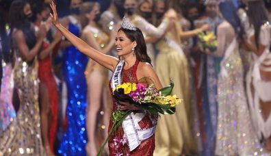 The Miss Universe winner has been announced photo.
