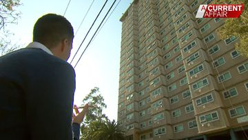 Locked down tower resident claims officials 'bribed' her