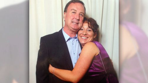 Korrine Aylward and Greg Tucker were murdered at their Moonee Ponds home over a renovation dispute. (9NEWS)