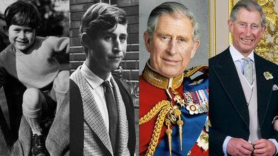 "Prince Charles: From current day to childhood<span style=""white-space: pre;"">	</span>"