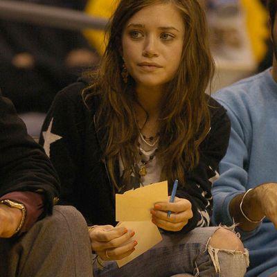 <p>Hobo Ashley Olsen</p>