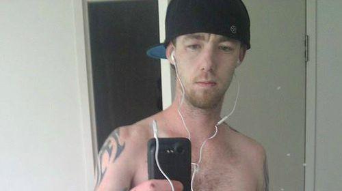Damien Norman Estreich, 23, owes $12,357 in unpaid court fines (A Current Affair).
