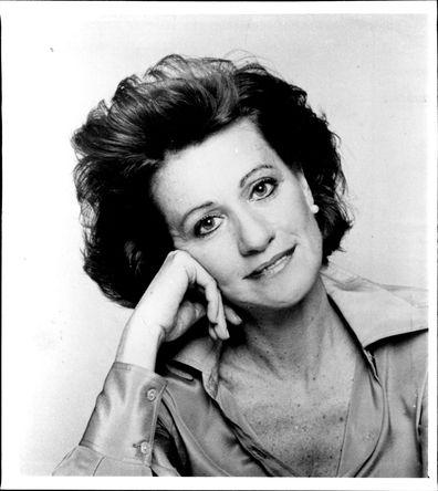 Harris began her career in theatre.