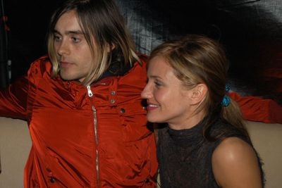Not only was Cam nominated for a Golden Globe in 1999 for her performance in Spike Jonze's film <i>Being John Malkovich</i>, but she was also one of the select few lucky Hollywood stars to date actor-musician Jared Leto. Lucky girl!<br/><br/>They split in 2003, when Jared wanted to focus on his band 30 Seconds to Mars and Cameron started making it big on the Hollywood scene.<br/><br/>(Image: Getty)