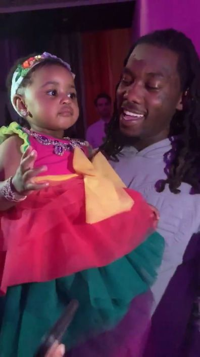 Inside Cardi B's first birthday party for daughter Kulture