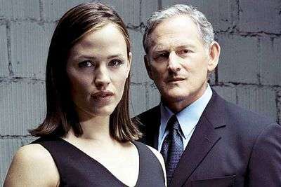 <B>The dad:</B> Jack Bristow (Victor Garber), <i> Alias </i><br/><br/><B>Father to:</B>  Sydney (Jennifer Garner).<br/><br/><B>Why he's a rad dad:</B> <i>Alias</i>' Jack Bristow is one dad you don't want to mess with. Though he seems quite cold and distant on the surface, this longtime CIA agent has proven time and time again that he would do just about anything to protect his daughter Sydney. He was originally against her following in his footsteps, but the pair soon joined forces, and their relationship was strengthened as a result.
