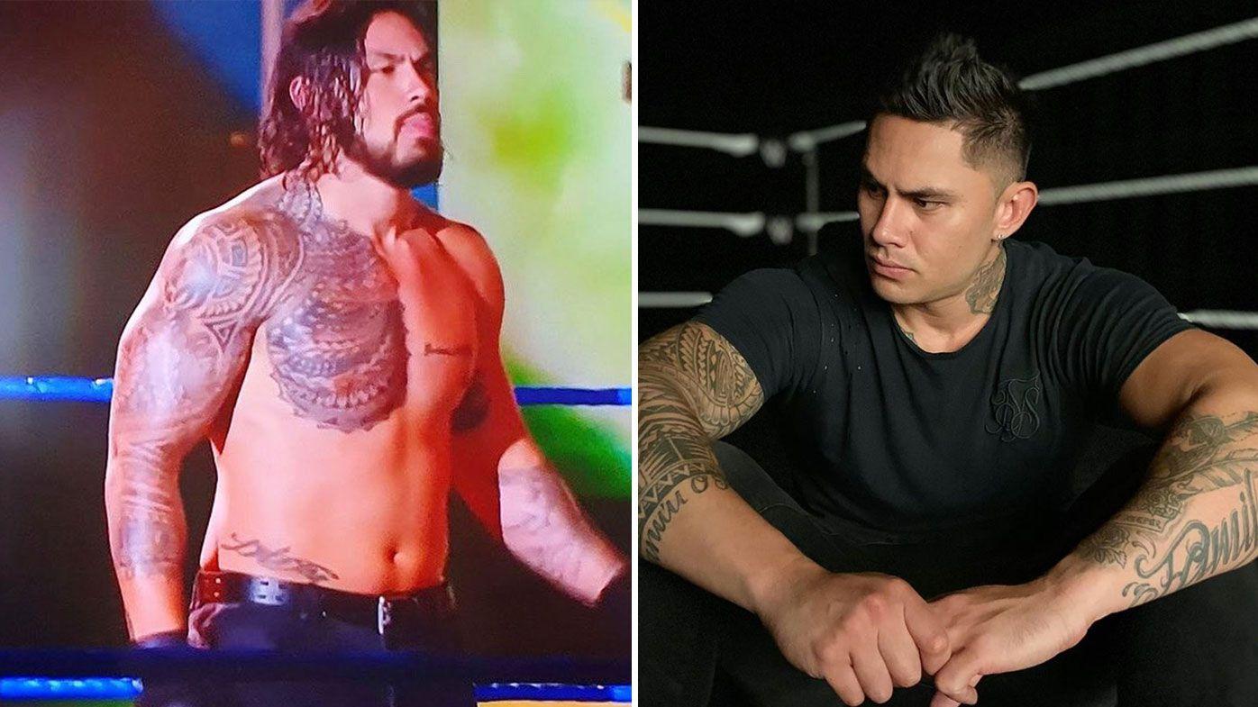 EXCLUSIVE: Australian WWE NXT star Rhea Ripley praises NRL convert Daniel Vidot