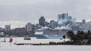 cruise ships australia coronavirus travel bans