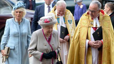 Queen Elizabeth Camilla 2