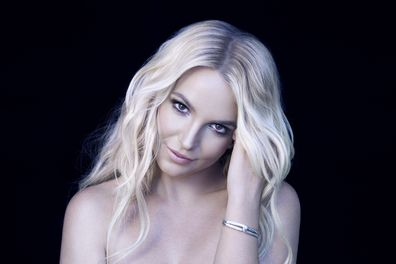 "Britney Spears is pictured.  Spears is the subject of the documentary ""I Am Britney Jean"" which details her personal and professional life.  (Photo by Michelangelo Di Battista/Sony/RCA via Getty Images)"