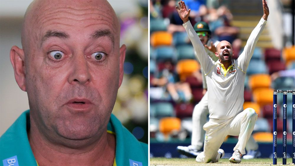 Australian spinner Nathan Lyon could take 700 Test wickets, says coach Darren Lehmann