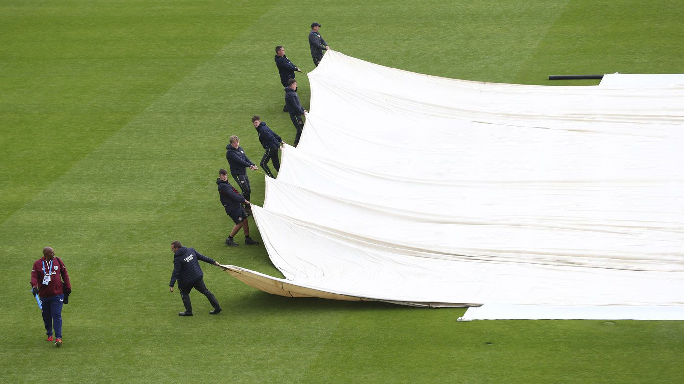 Washout disappointment for day three of second Test between England and West Indies