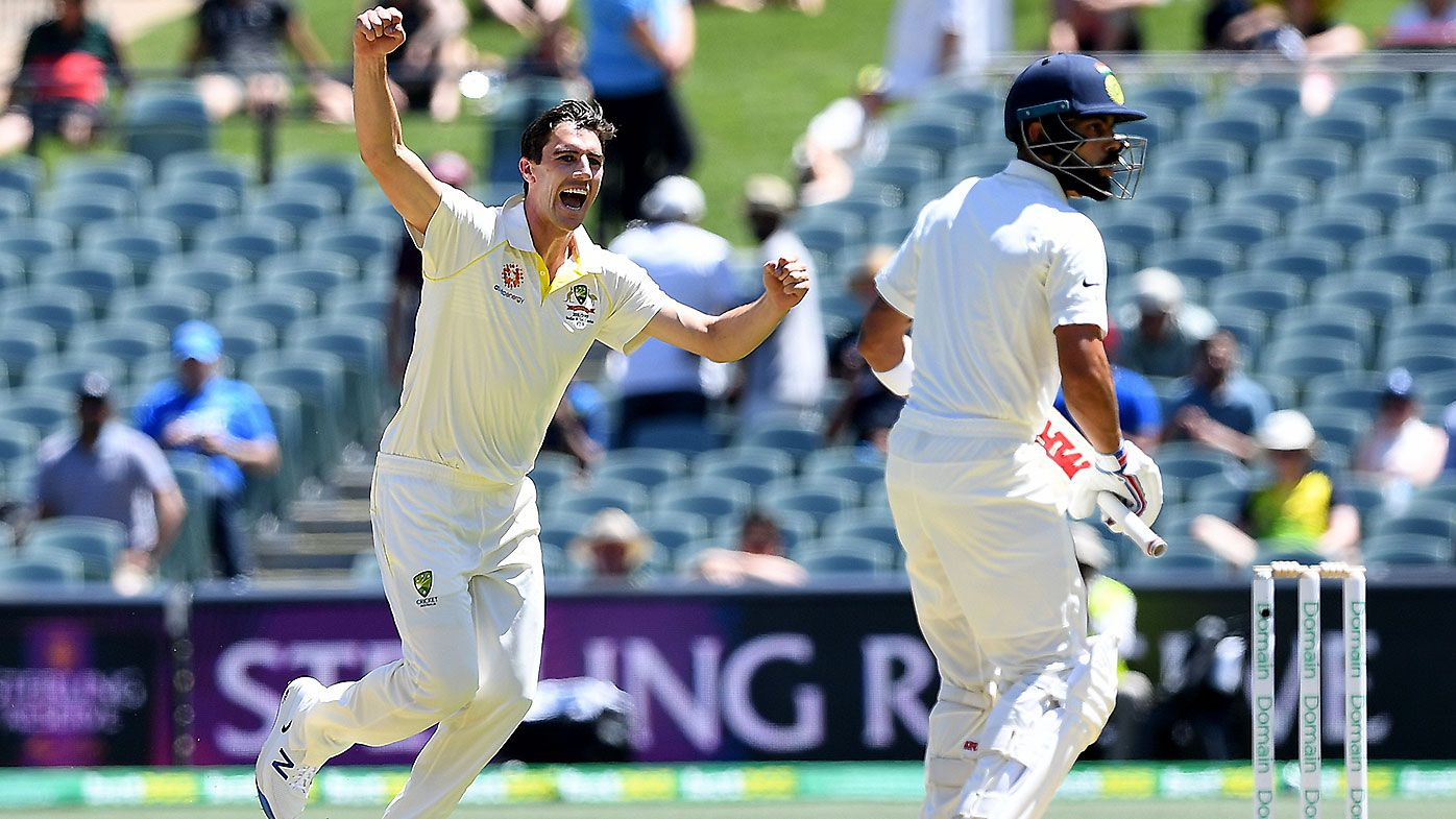 Ian Chappell: Australia comfortably ahead of India after day one of first Test