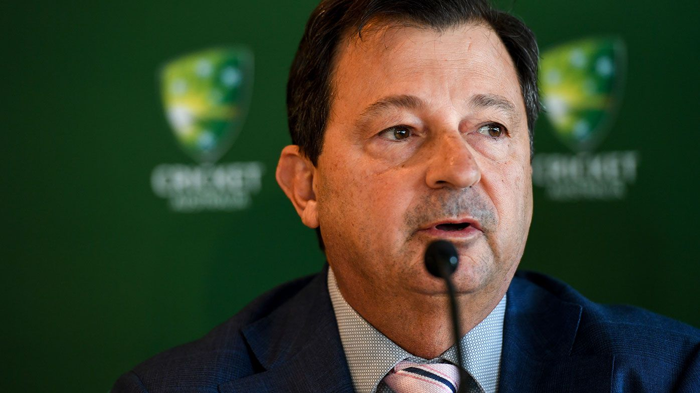 Cricket Australia chief steps down after damning report