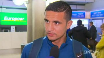 VIDEO: Tim Cahill to debut for Melbourne City in the FFA Cup