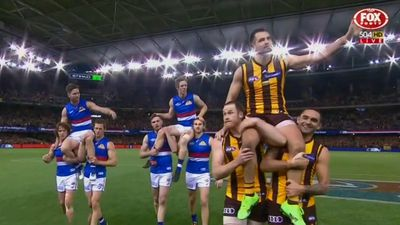 Hawthorn Hawks veteran Luke Hodge traded to Brisbane Lions