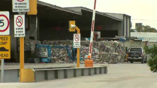 Josh Frydenberg is set to meet with Australia's energy minister to discuss the nation's recycling crisis. (9NEWS)
