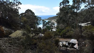 "<p>Mr Moriarty said he was shocked at how many homes survived the fires. </p><p>""I couldn't believe that we've saved as many houses as what we've saved,"" he told reporters.</p><p>""I did expect three times more than that to go at least."" (AAP)</p>"