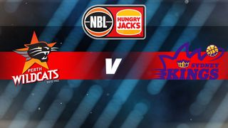 Round 9: Perth Wildcats v Sydney Kings