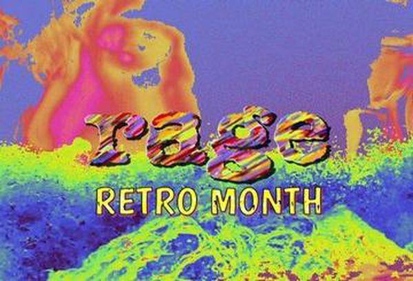 rage Retro Month
