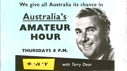 Australia's Amateur Hour ran from 1940-58.