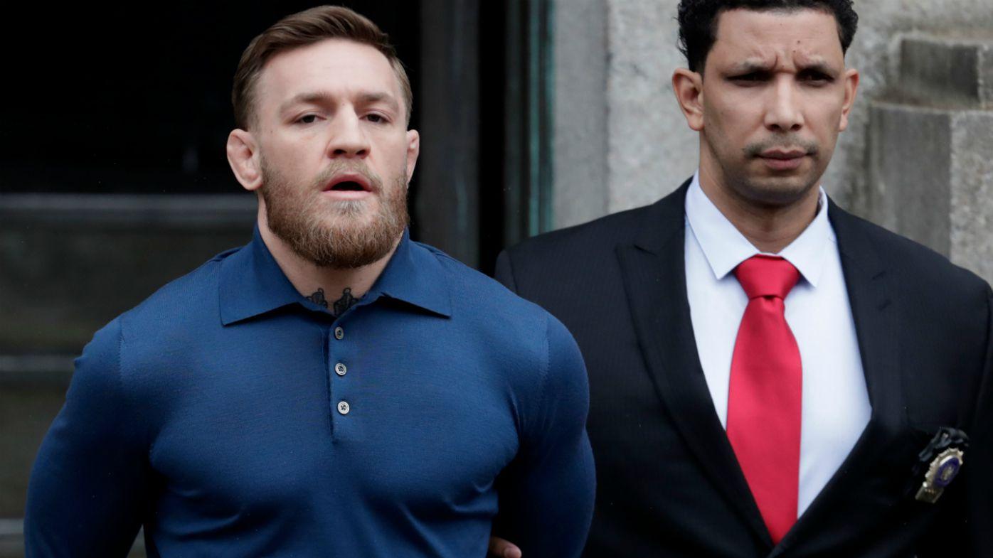Joe Rogan slams UFC over preferential treatment of Conor McGregor