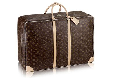 <p>Louis Vuitton luggage</p>