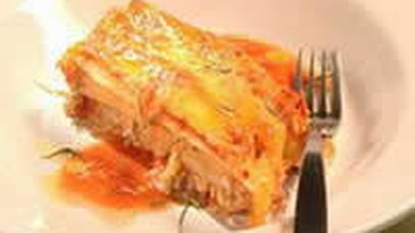 Chicken and Sage Cannelloni