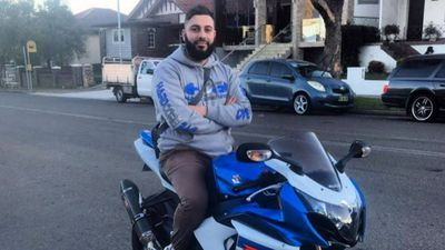 Fatal motorbike crash victim identified