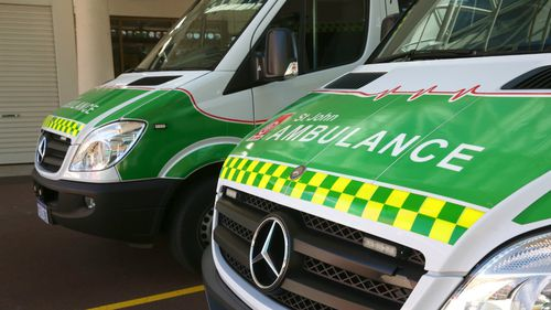Perth ambulances reached urgent patients the fastest out of all of Australia's capital cities.