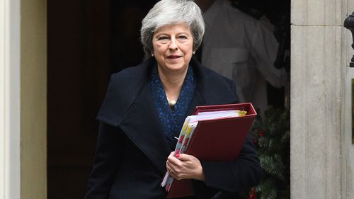 British PM Theresa May faces renewed pressure over the Brexit deal.