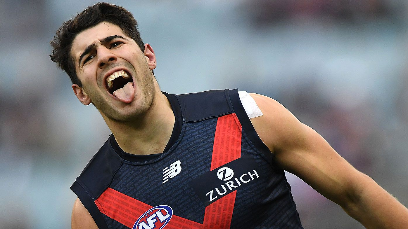Melbourne star Christian Petracca rescued after pool training session gone wrong