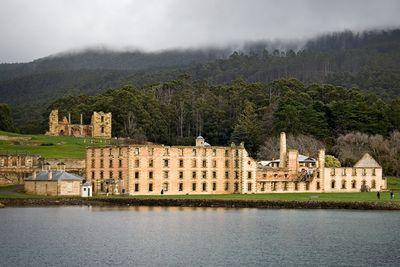 <strong>Port Arthur Penal Colony in Tasmania</strong>
