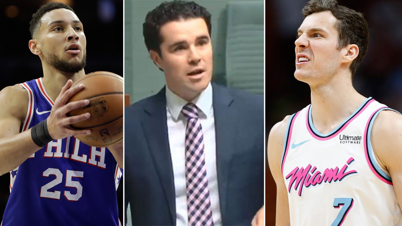 Goran Dragic hits back at Australian MP Tim Watts over angry NBA All Star rant about Ben Simmons