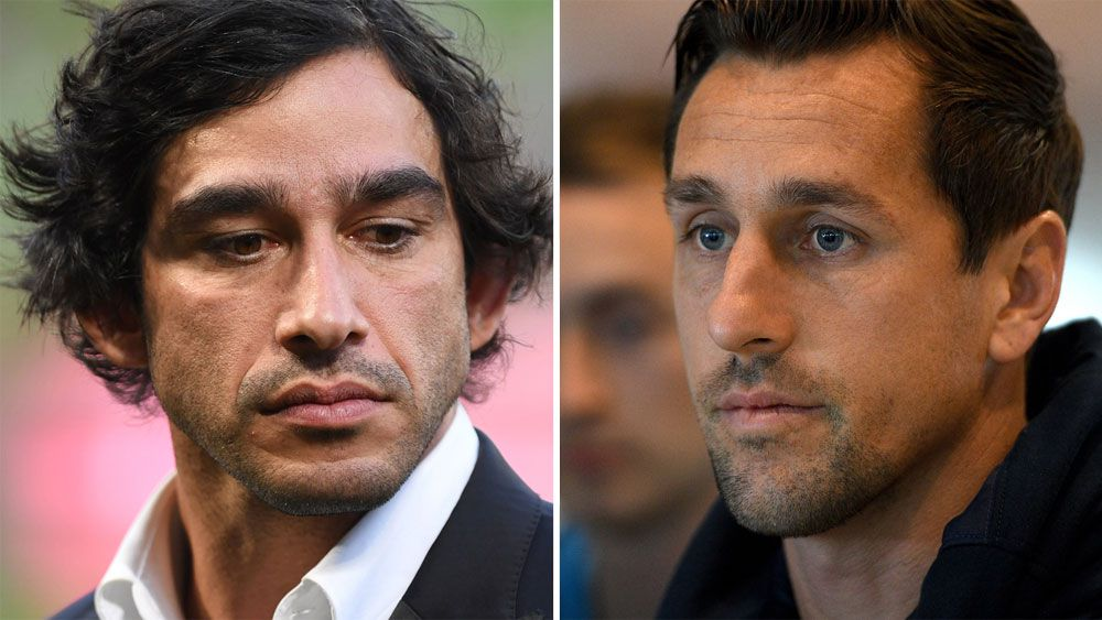 Mitchell Pearce could rue Sydney Roosters exit over Cooper Cronk signing, says Johnathan Thurston