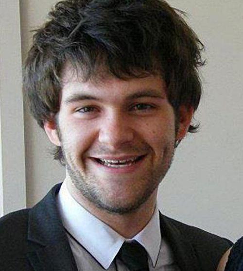 Alexander Jones. (AAP)