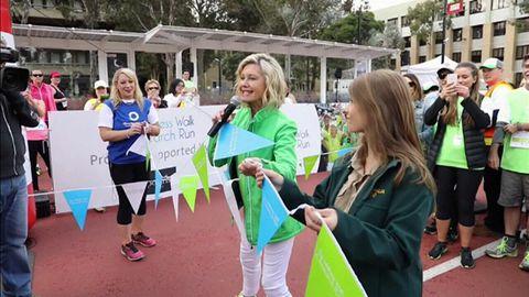 Olivia Newton-John reveals marijuana helping her beat cancer