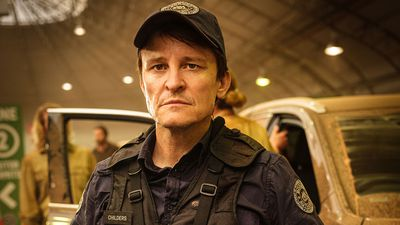 Damon Herriman plays Ben
