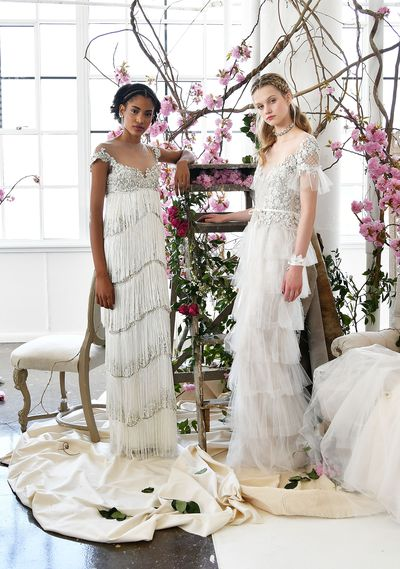Marchesa, New York Bridal Fashion Week, 2017