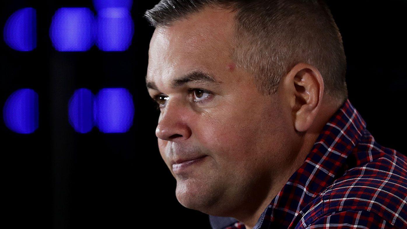 Brisbane coach Anthony Seibold won't be sacked amid slump, Broncos CEO insists