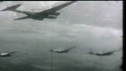 Two hundred and thirty-five men from Australia and the US were killed in the bombing. (9NEWS)