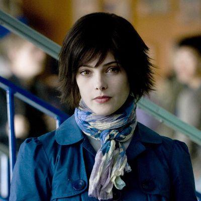 Ashley Greene as Alice Cullen: Then
