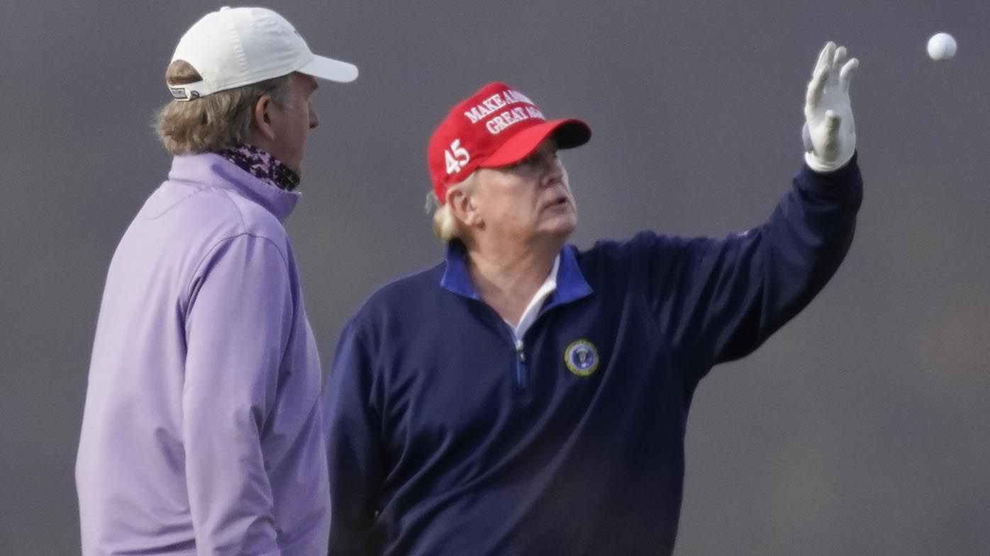 Donald Trump and golf were never a comfortable fit and now the game is disowning him