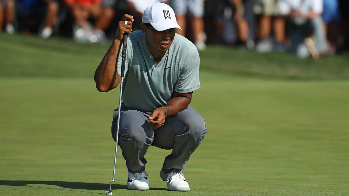 Tiger and Rory share BMW C'ship lead