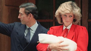 TODAY IN HISTORY: Diana leaves hospital with newborn Prince Harry