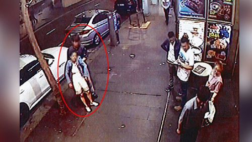CCTV footage shows the women getting increasingly intoxicated. Picture: Supplied