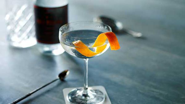 Four Pillars martini